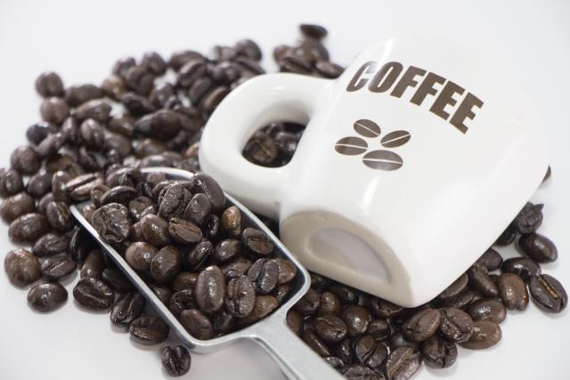 コーヒー豆 カフェイン
