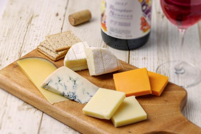 猫 チーズ